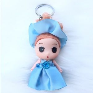 Other - 🎀 Doll Keychain